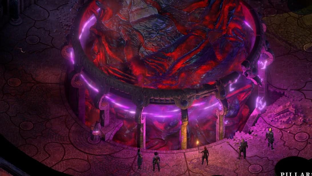 Pillars of Eternity 2: Deadfire: Kickstarter-Erfolg wird über Fig fortgesetzt