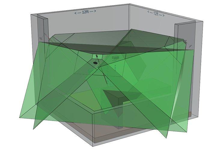 Das sehen die Sensoren der Oculus Rift