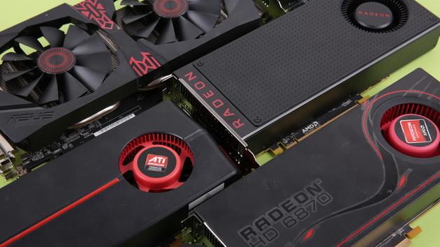 Wochenrückblick: Radeon und GeForce im Generationenvergleich