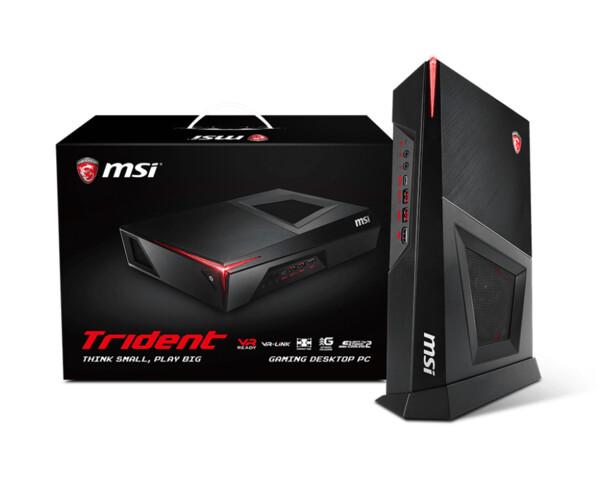 MSI Trident 3