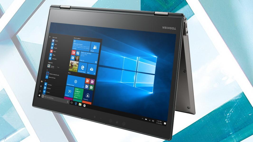 Portégé X20W-D: Toshibas 2-in-1-Notebook mit 1,1 kg kostet 2.015 Euro