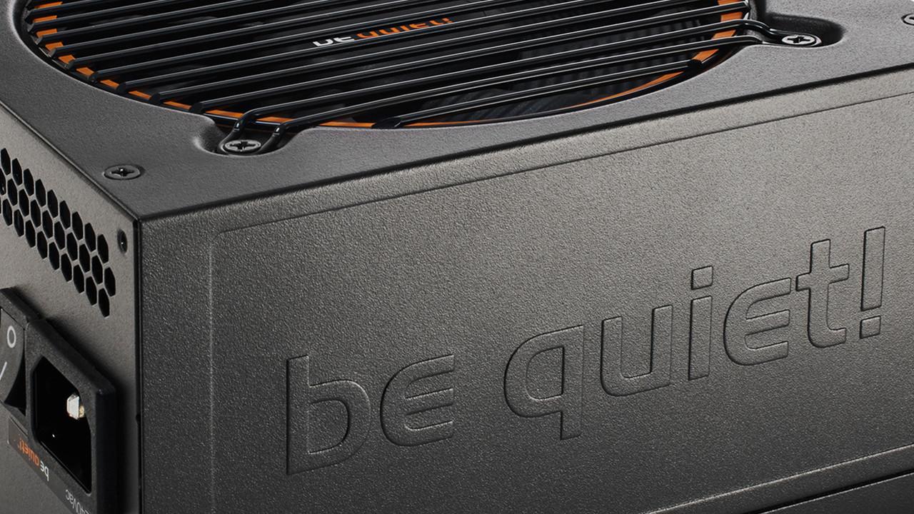 be quiet! Pure Power 10: Netzteilserie auf Straight-Power-Niveau angehoben