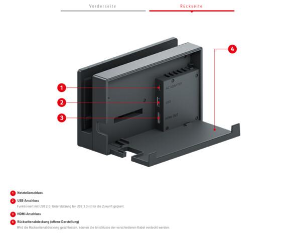 nintendo switch fest verbauter akku und lan ber usb adapter computerbase. Black Bedroom Furniture Sets. Home Design Ideas