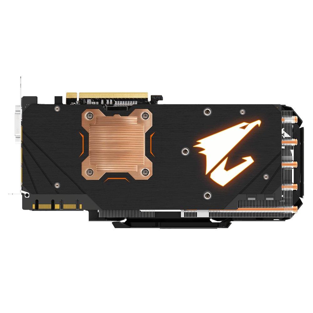 Aorus GeForce GTX 1080 Xtreme Gaming Edition 8G