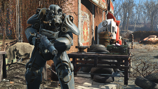 Fallout 4: High-Res-Texturenpaket verlangt 58 GB Speicherplatz