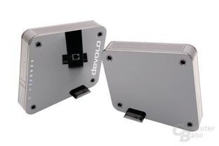 Devolo GigaGate – Satellite und BAse