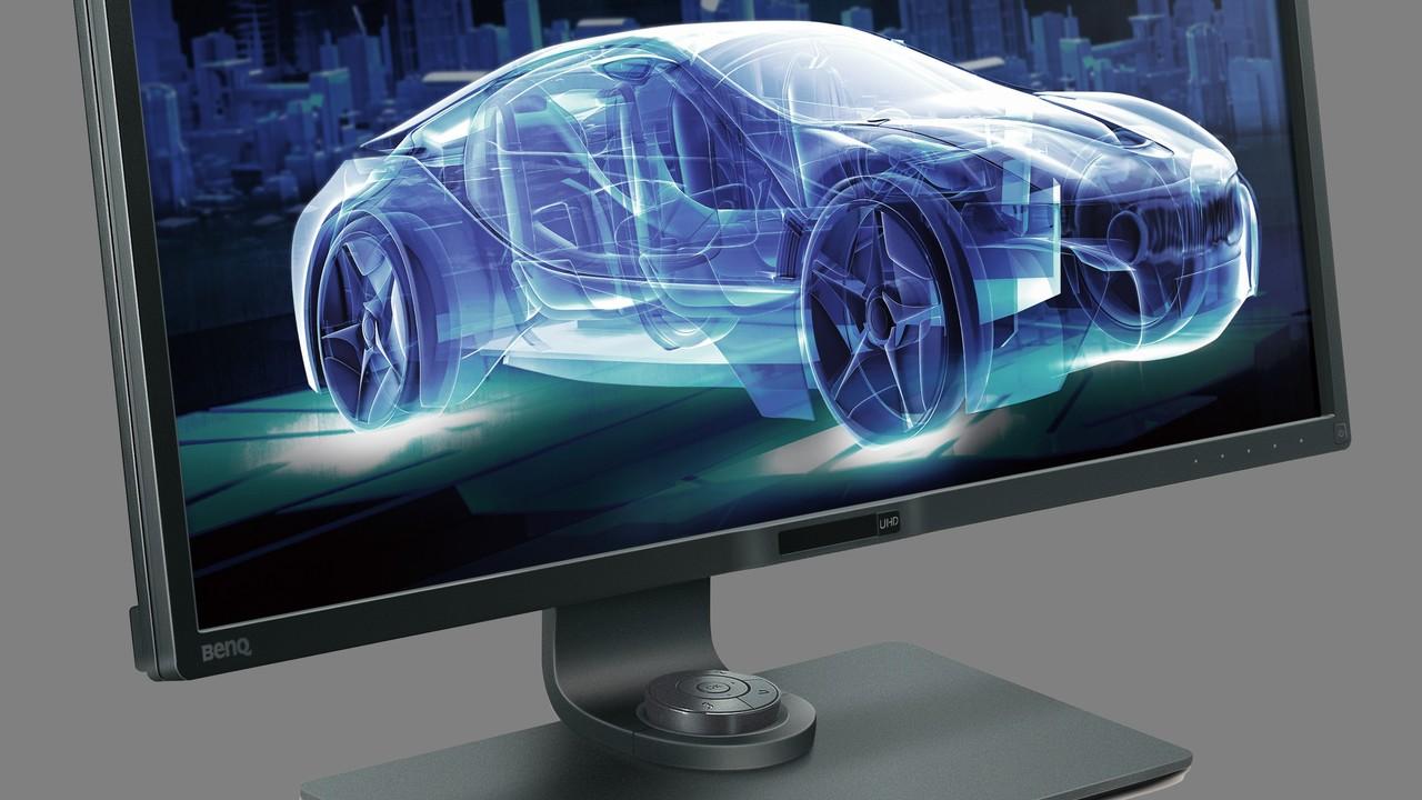 BenQ PD3200U & PD3200Q: 32-Zoll-Monitore mit UHD oder WQHD für Design-Profis