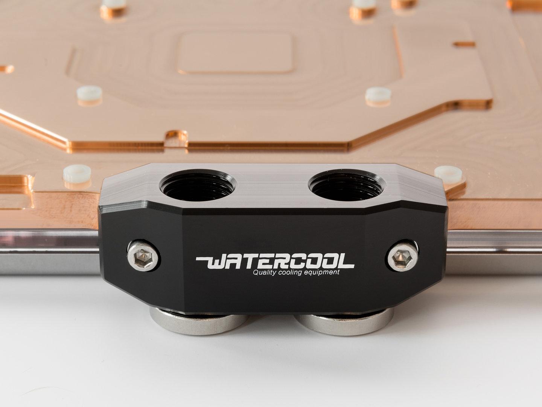Heatkiller IV for GTX 1080 FTW (Acryl)
