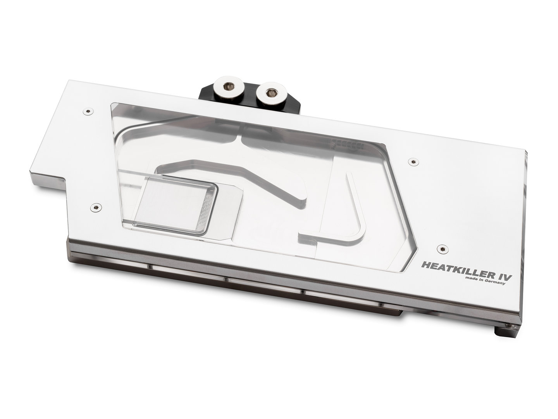 Heatkiller IV for GTX 1080 FTW (Acryl, vernickelt)