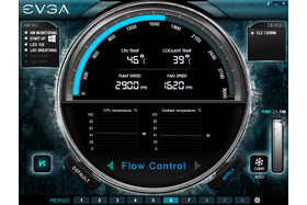 EVGA Flow Control Software