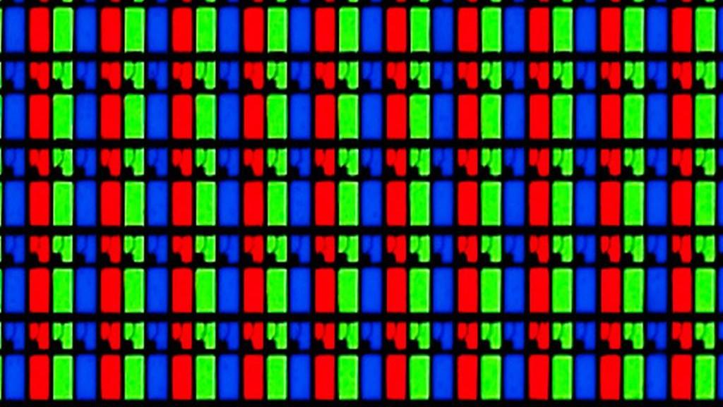 LCD-Panels: Verdreifachung der Pixeldichte in Reichweite