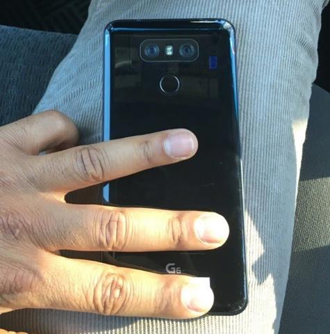 Eine fast finale Version des LG G6