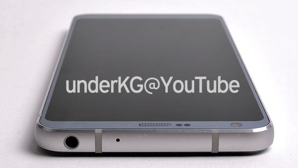 LG: G6 kommt mit Dual-Kamera und Metall-Rahmen