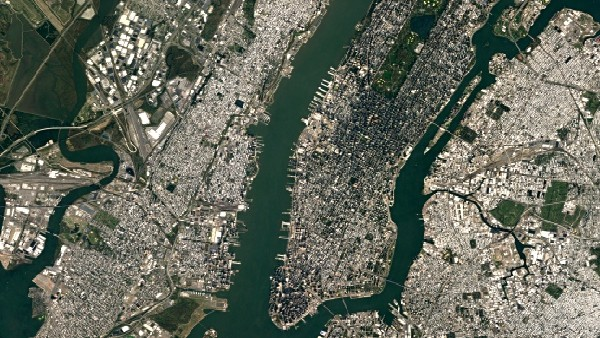 Terra Bella: Google verkauft Satellitenbild-Sparte