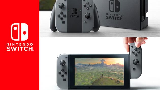 Nintendo Switch: Geringe Spieleanzahl zum Start ist Strategie