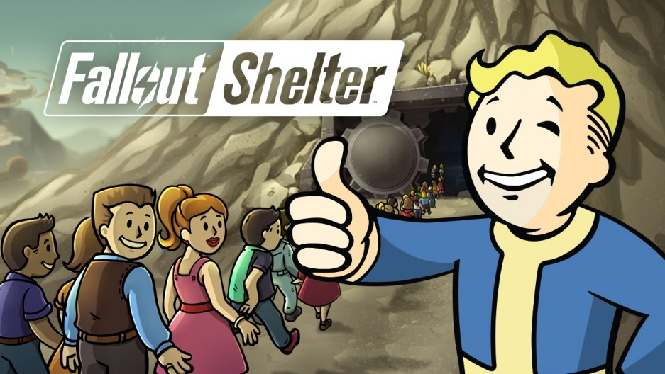 Fallout Shelter: Kommt als Play-anywhere-Spiel auf die Xbox