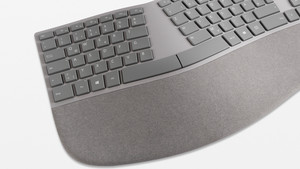Microsoft: Surface Ergonomic Keyboard ab 10. Februar in Deutschland