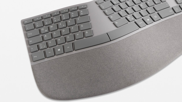 Microsoft: Surface Ergonomic Keyboard ab 10. Februar in Deutschland
