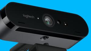 Erste 4K-Webcam: Logitech Brio kann Ultra HD, HDR und Windows Hello