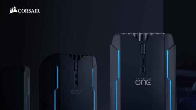 Corsair One: Erstes Komplettsystem für Spieler in Kürze
