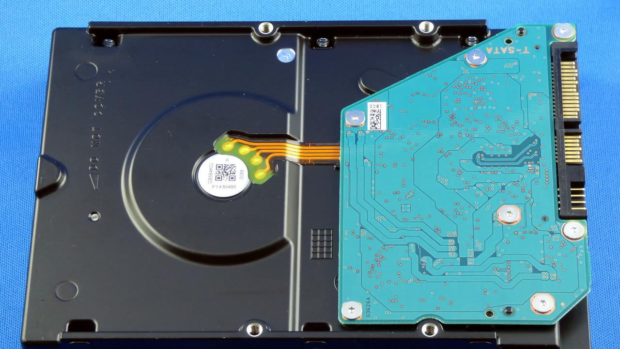 Toshiba MN: NAS-HDD-Serie mit bis zu 8TB für den Dauereinsatz