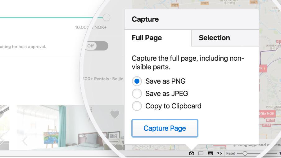 Vivaldi 1.7: Browser erstellt Screenshots mit 30.000 Pixeln Seitenlänge