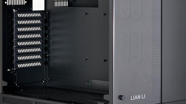 Lian Li PC-O11: Mehr Platz und weniger Aluminium für das PC-O10