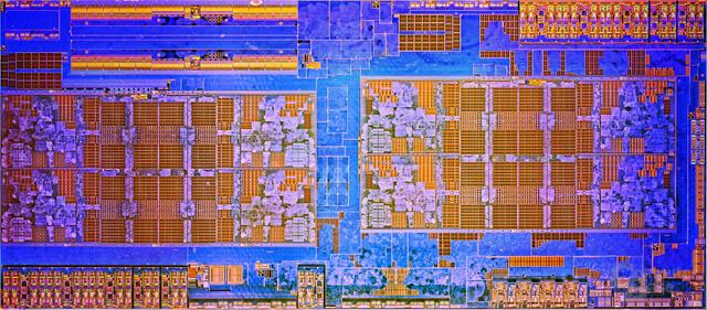AMD Ryzen mit 8 Kernen der Zen-Architektur