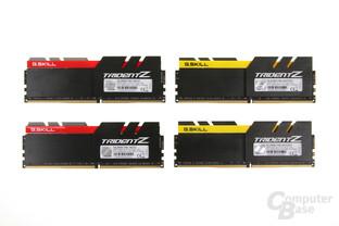 Ryzen unterstützt offiziell DDR4-2.666, mit dem richtigen Speicher geht DDR4-3.600