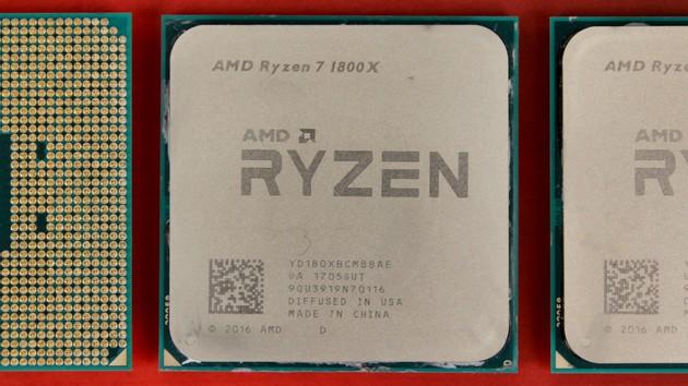 AMD Ryzen 7 1800X, 1700X, 1700 im Test: König in Anwendungen, Prinzin Spielen