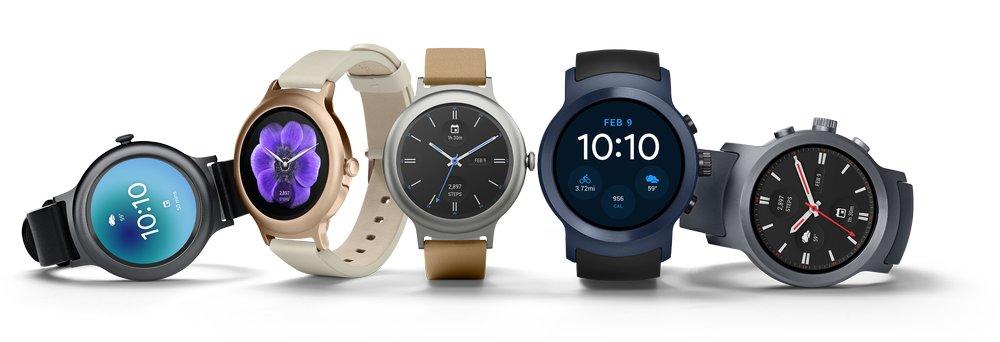 LG Watch Style und LG Watch Sport