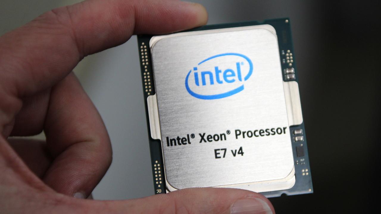 Xeon E7-8894 v4: Intels neues CPU-Flaggschiff kostet 8.898 US-Dollar