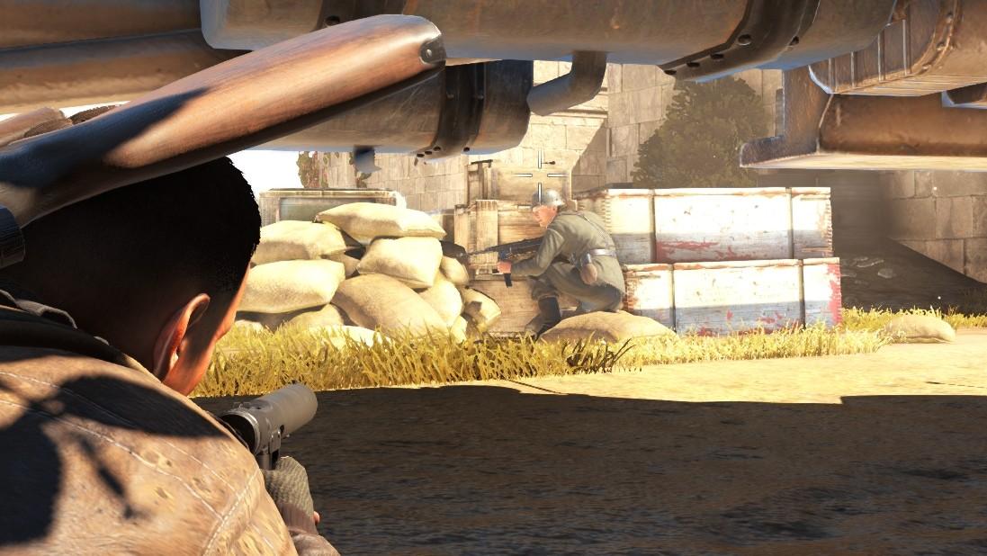 Sniper Elite 4 im Test: Scharfschütze mit Hang zum Maschinengewehr