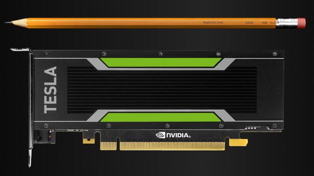 Nvidia: Rekordjahr beendet, Data-Center-Umsatz verdreifacht
