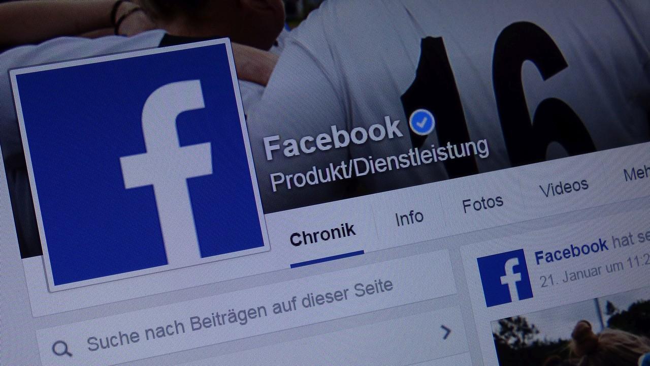 Fake News: Druck auf Plattformen wie Facebook erhöhen