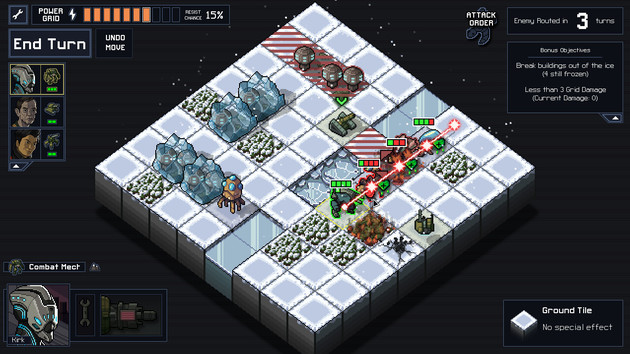 Into The Breach: Macher von Faster Than Light mit neuem Strategiespiel