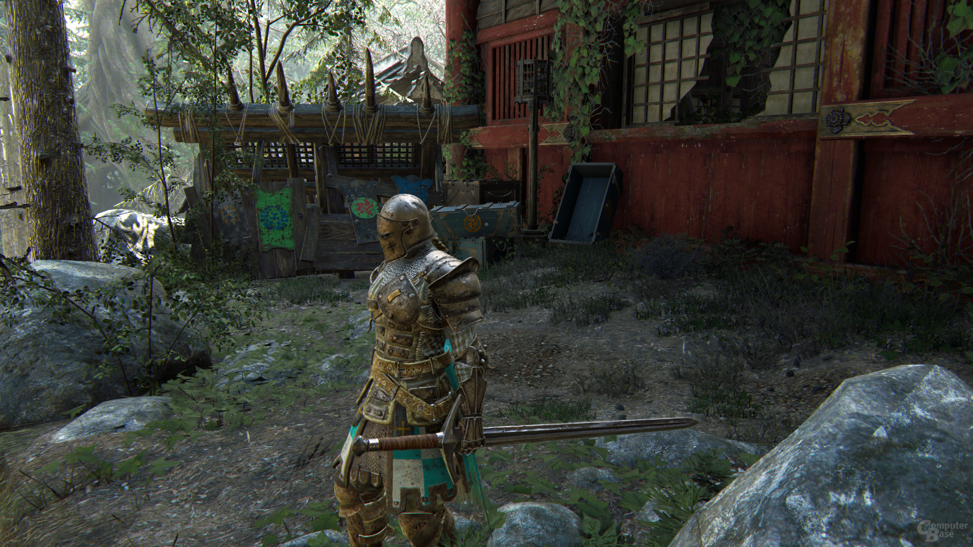 For Honor – HBAO+