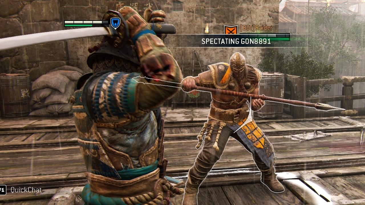 For Honor Benchmark: In Blue Bytes PC-Version liegt die Konkurrenz gleichauf