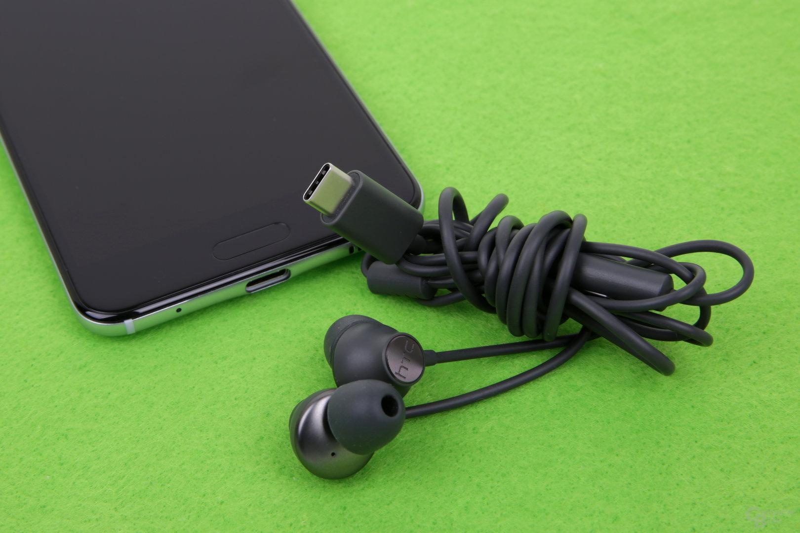 Neue USonic-Kopfhörer, die das Ohr vermessen