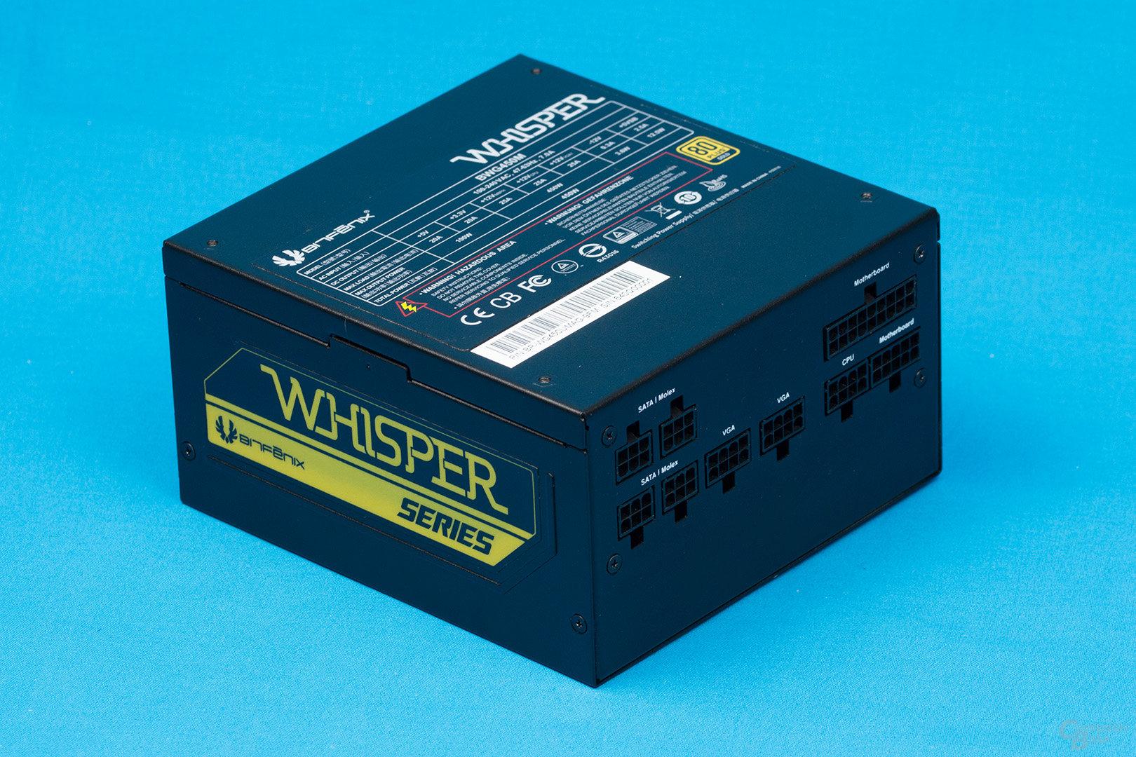 Bitfenix Whisper M 450W