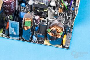FSP Hydro X 550W – Eingangsfilter