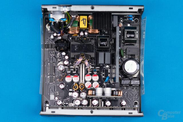 Bitfenix Whisper M 450W – Überblick Elektronik