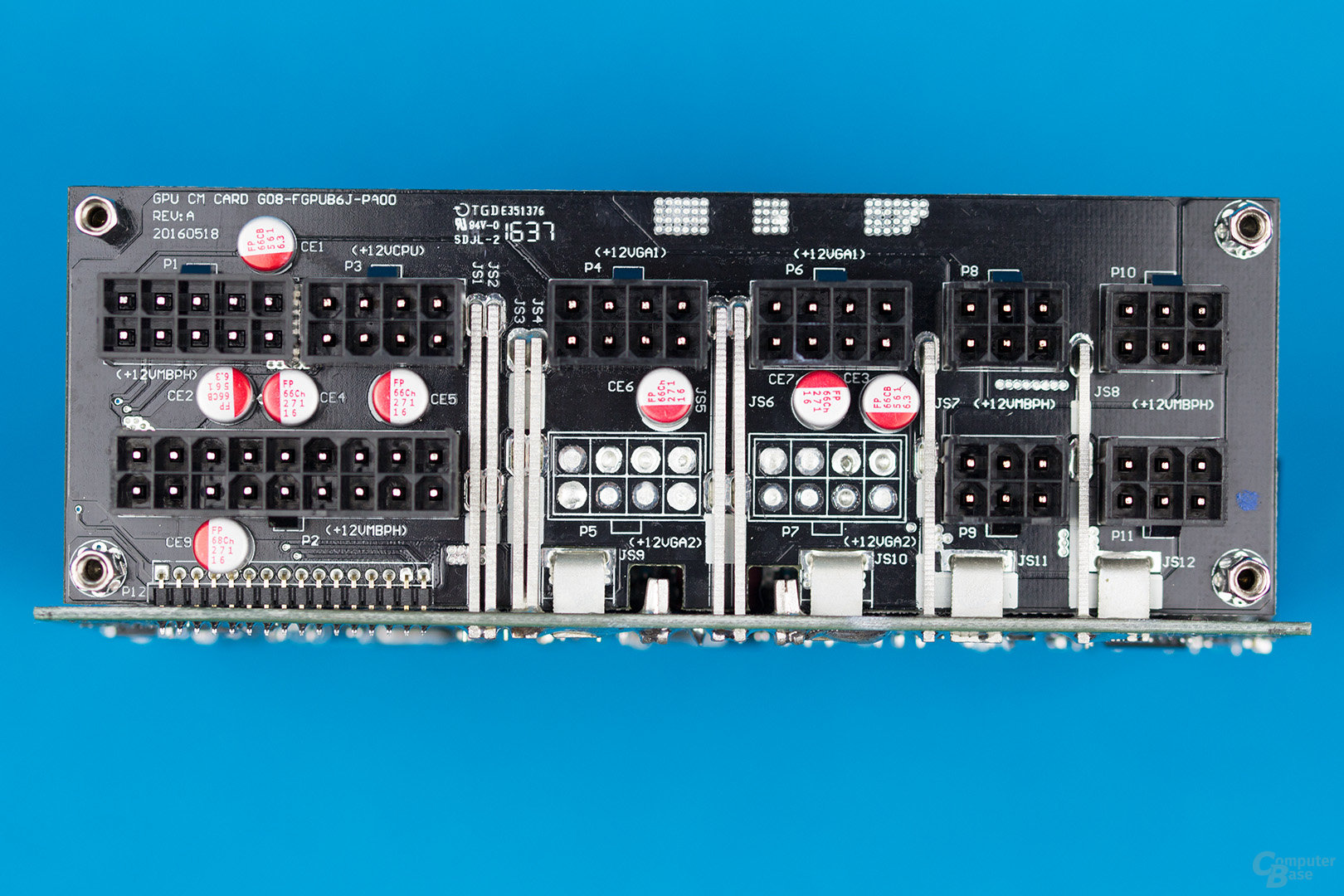 Bitfenix Whisper M 450W – Anschlussplatine