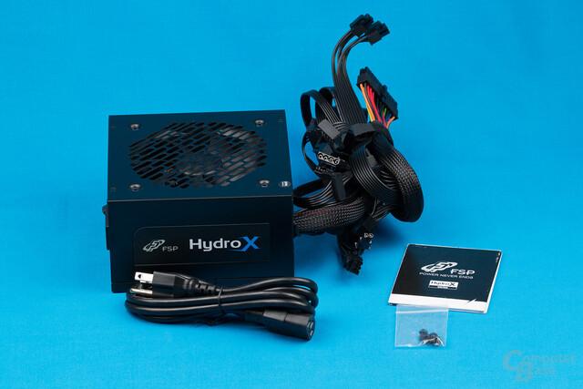 FSP Hydro X 550W