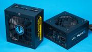Whisper M undHydro X im Test: Netzteile mit 80Plus Gold von BitFenix und FSP im Vergleich