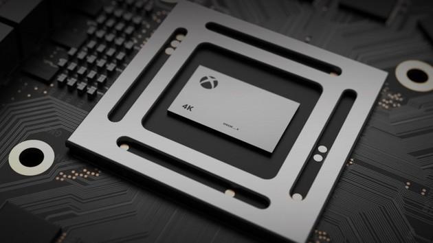 Xbox Scorpio: Weitere Details zur UHD-Konsole am 11. Juni