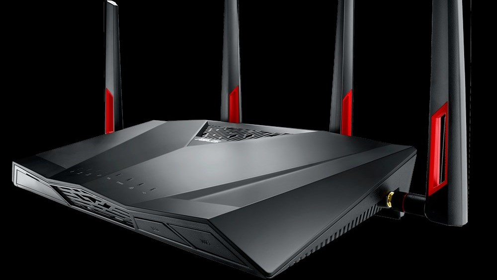 Asus DSL-AC88U: DSL-Router mit kombiniert bis zu 3.167 Mbit/s per WLAN