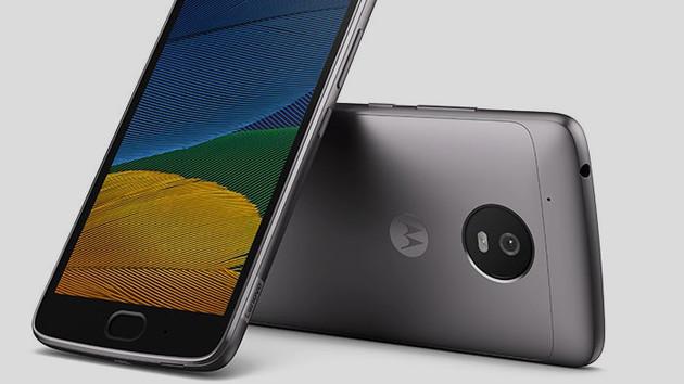 Lenovo Moto G5 Plus: Snapdragon 625 und erweiterbare 64 GB Speicher