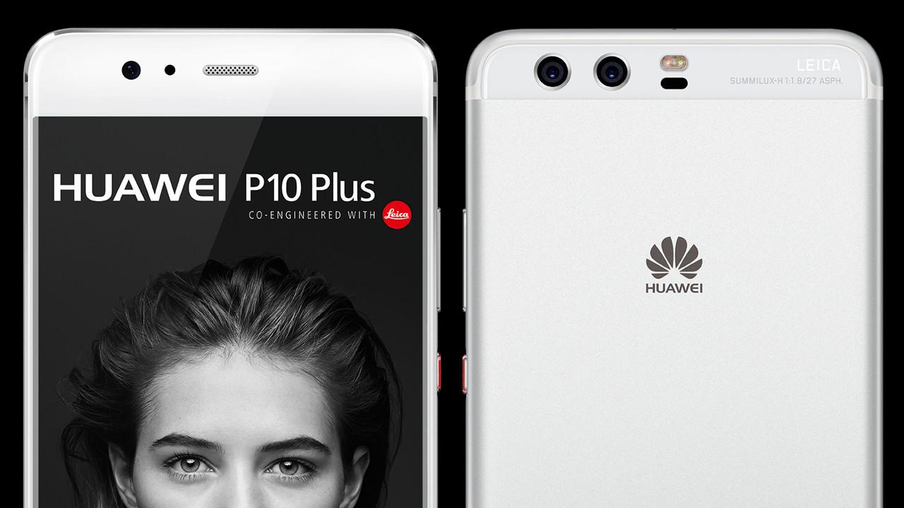 P10 und P10 Plus: Huawei setzt auf neue Leica-Kamera für Portraitfotografie
