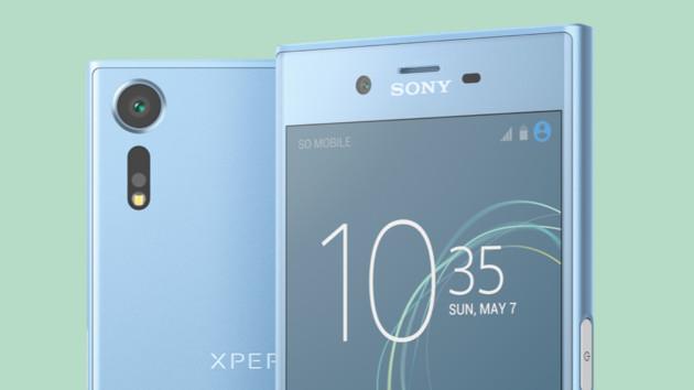Sony Xperia XZs: Neuauflage des Xperia XZ mit 960-FPS-Kamera